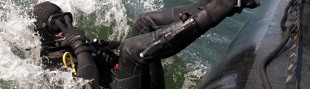 NOB duikinstructeur